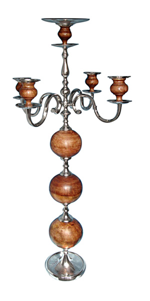 Candle Holder / PLANT stand metal plate On top. AS OPTION (59038)  sc 1 st  Home Trendz LLC & Home Trendz LLC